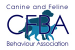 David gets accepted into the Canine and Feline Behaviour Association