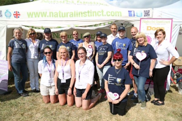 The Gang at The Guild of Dog Trainers and Natural Instinct