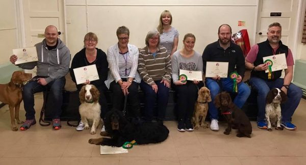 Our Kennel Club Gold Assessment went well with 100% pass rate, massive congratulations to everybody who attended