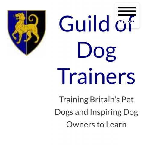 Guild of Dog Trainers Education Courses
